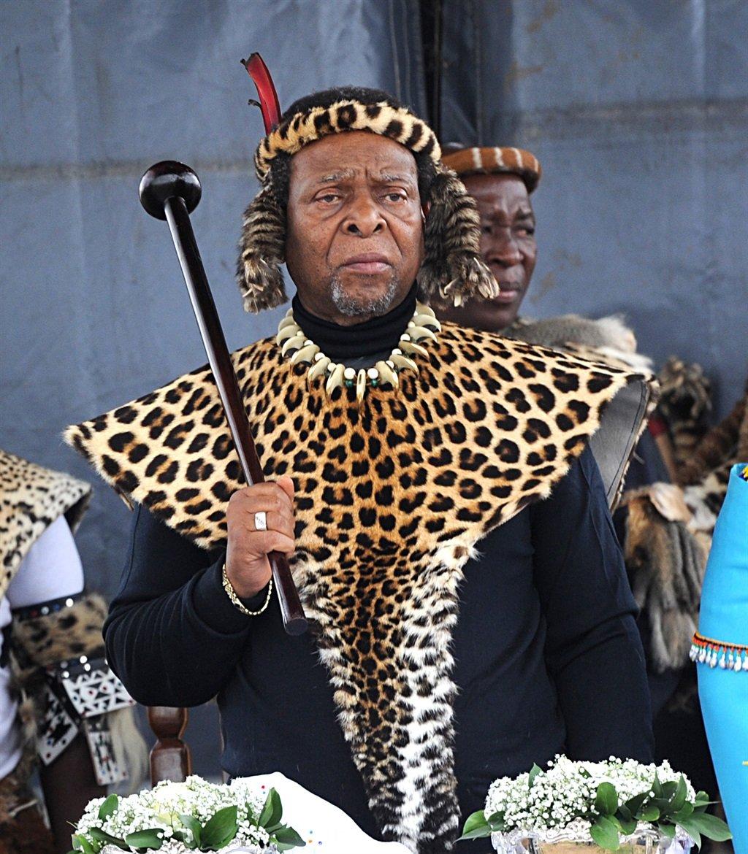 King Goodwill Zwelithini. Picture: Jabulani Langa