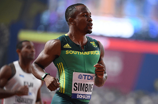 Akani Simbine dips below 10s in winning 100m Diamond League race in Rome - News24