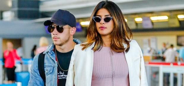 Priyanka Chopra & Nick Jonas engaged