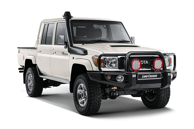 Is this the best Land Cruiser yet? Toyota SA announces Namib edition