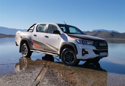 SA vehicle sales | A class of its own: Toyota Hilux's amazing stats for 2019
