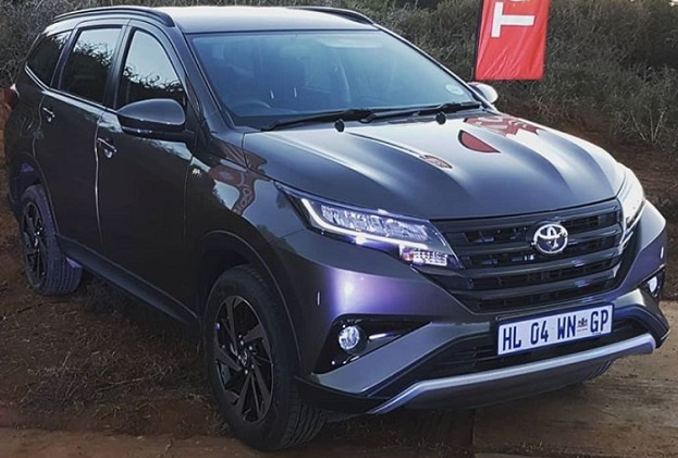 Stylish Rush Arrives In Sa We Drive Toyota S New Baby Fortuner
