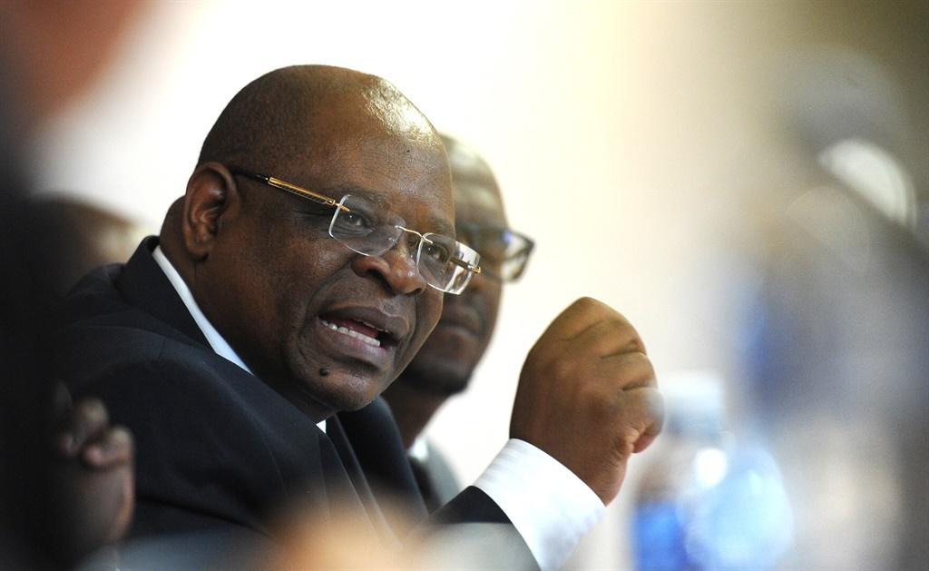 Deputy Chief Justice Raymond Zondo. (Felix Dlangamandla, Netwerk24)