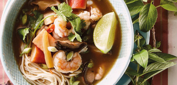 Seafood soup (Photo: You)