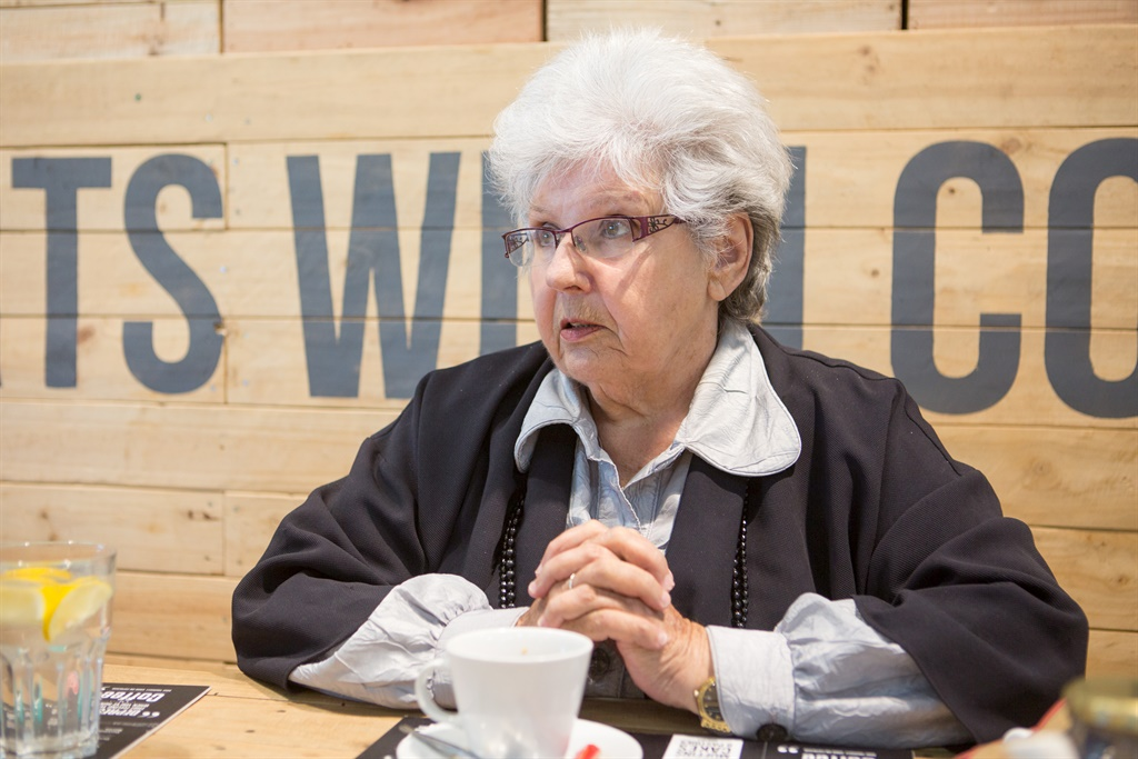 Dié radiovrou praat openhartig oor die siekte wat deel geword het van haar lewe. Foto: Misha Jordaan