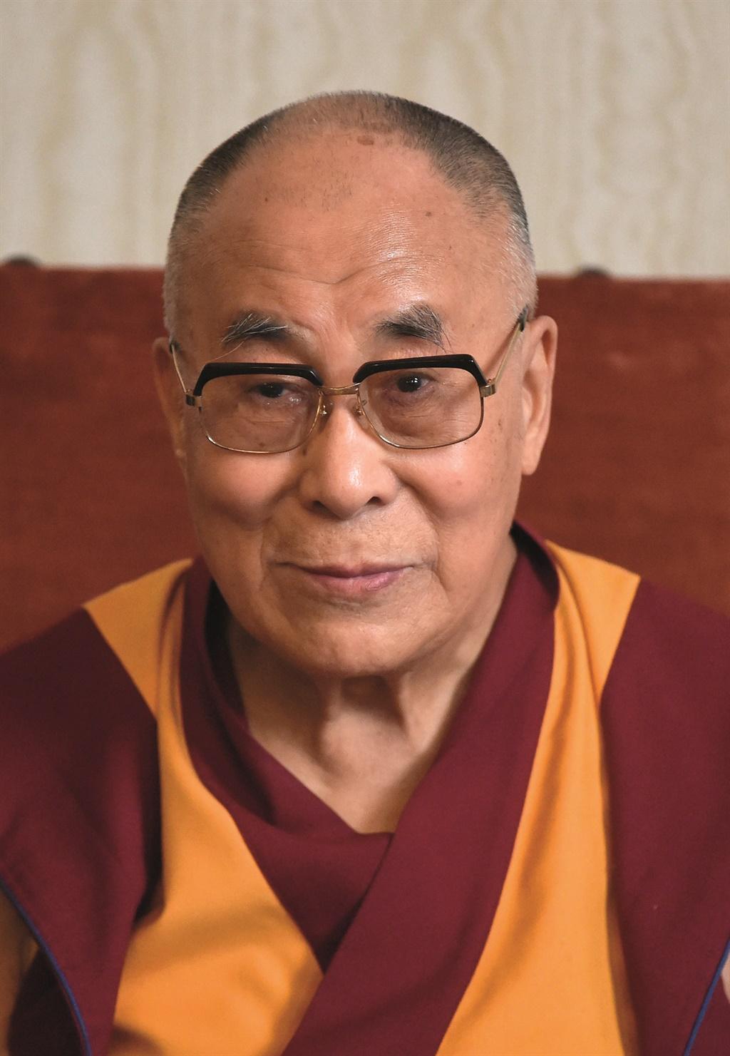 Tenzin Gyatso is die 14de en huidige Dalai Lama, d
