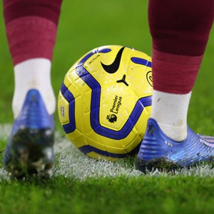 Premier League soccer ball (Getty Images)