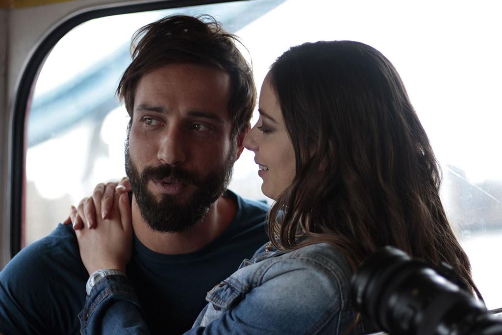 Hugo (Sean-Marco Vorster) en Mardaleen (Marguerite