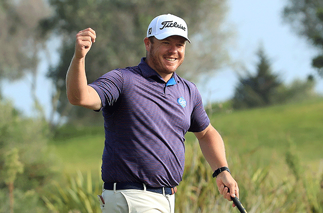 George Coetzee collects Portugal Masters title
