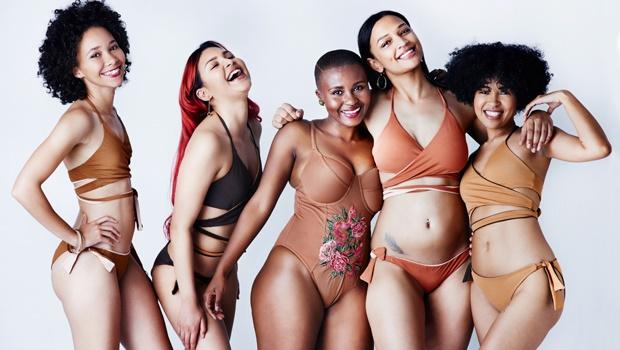women,underwear,afraid,naked