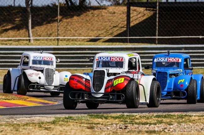 Liqui Moly, INEX Legends, Zwartkops Raceway, Extre