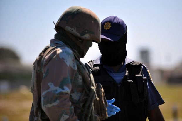 SANDF soldier accused of shooting man who wasn't wearing mask granted bail - News24
