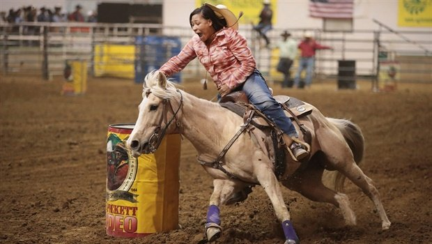 Black cowgirls have been breaking barriers and racial stereotypes