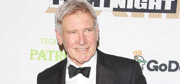 Harrison Ford. (Getty Images)