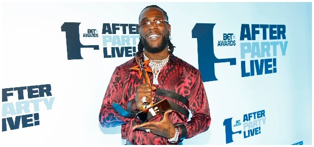 Burna Boy. (Photo: Getty Images/Gallo Images)
