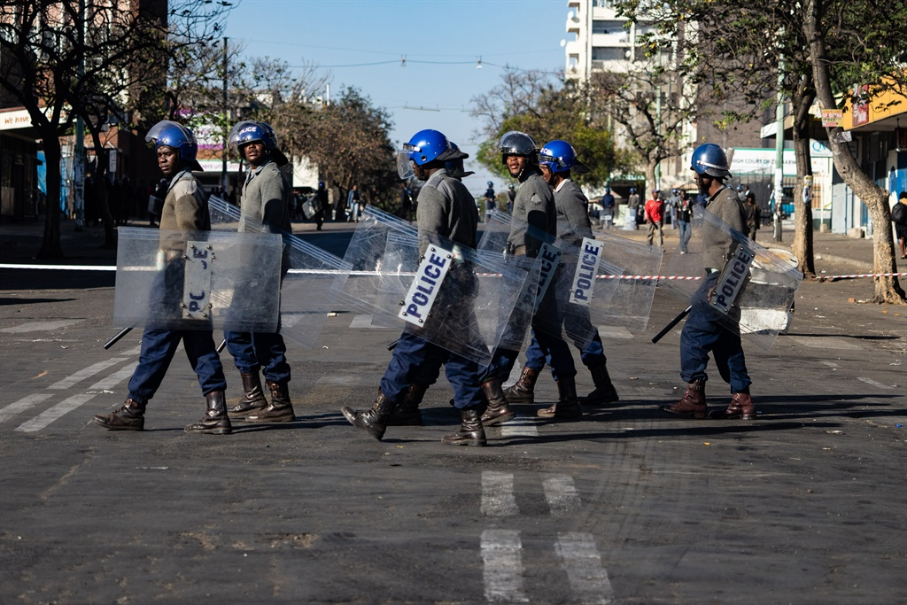 Zimbabwe court upholds police ban on Bulawayo protest