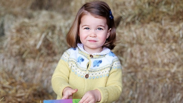 Princess Charlotte is already worth R51 million (more than her older brother Prince George)