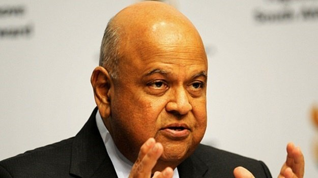 "In Gordhan's view there is a place for a South African-based ""national carrier""."
