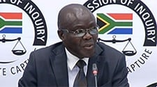 WATCH LIVE | More Estina project testimony from former Free State agriculture department head