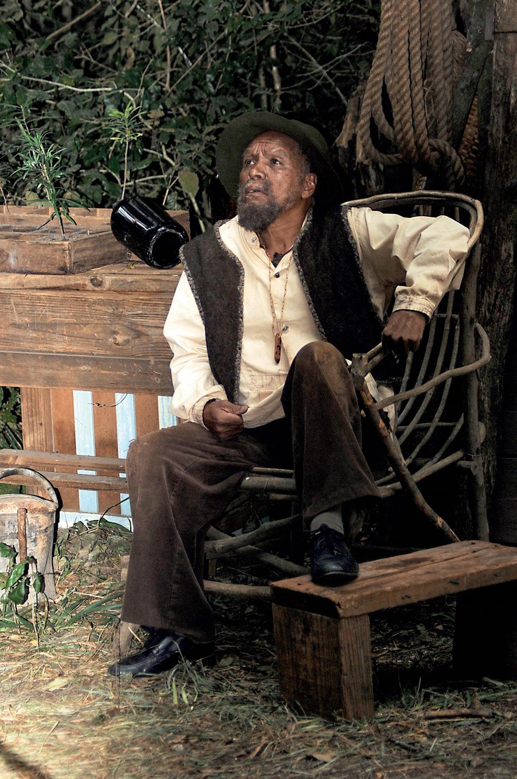 Ivan Abrahams as Bothatjie.