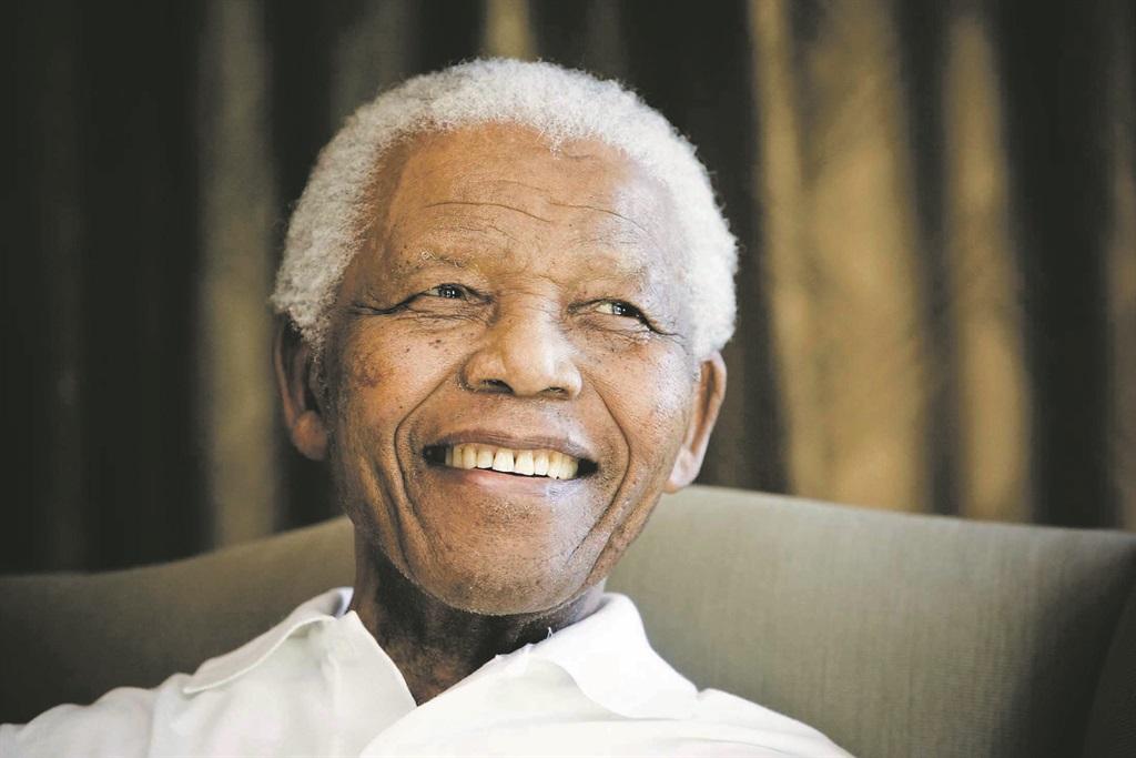 Nelson Mandela. Picture: Theana Calitz/Nelson Mandela Foundation