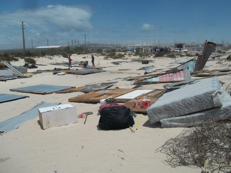 City of Cape Town refuses to say how many shacks were demolished at the weekend - News24