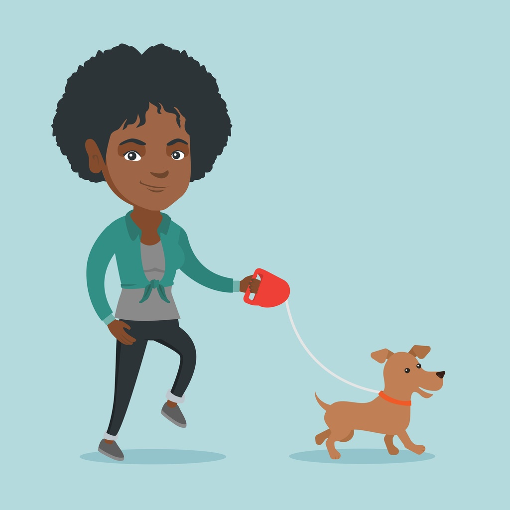 Dog walking is a good option, so long as you are patient, extremely good with animals, always on time and fit.