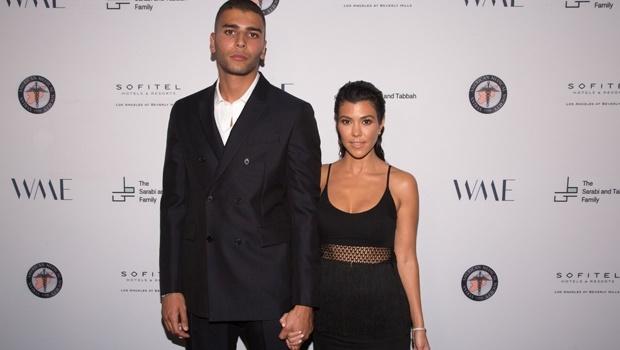 Kourtney Kardashian's boyfriend slut-shamed her and he thinks it's a big joke