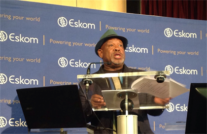 Eskom's debt is now more than SA's total budget for health