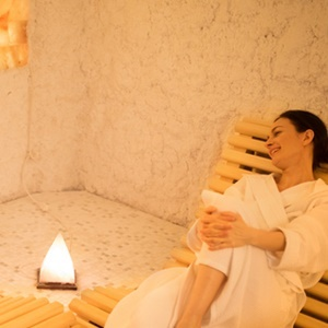 Halotherapy health benefits