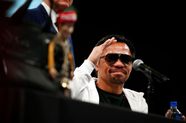 Manny Pacquiao (Getty Images)
