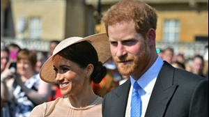 The Queen gifted Prince Harry and Meghan Markle a new home