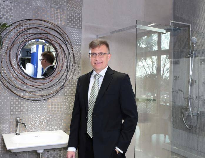 Jan Potgieter, outgoing CEO of Italtile.