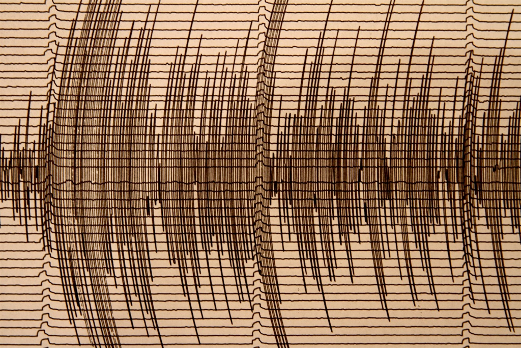 A tremor was felt in the Western Cape.