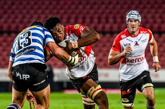 Vincent Tshituka has added grunt to his repertoire. (Gallo Images)