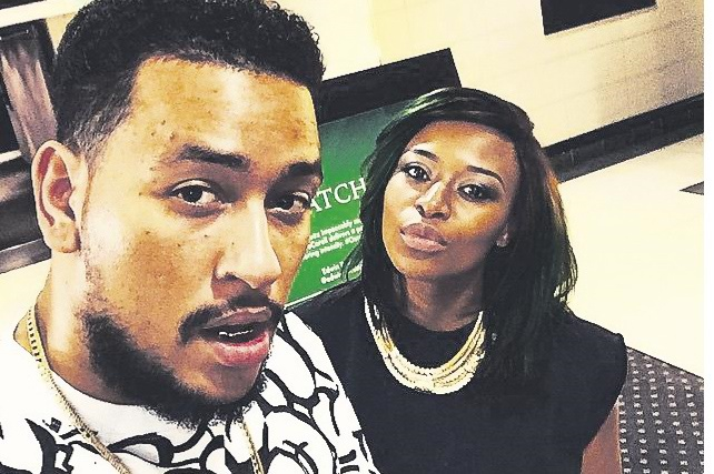 is aka dating dj zinhle and boyfriend