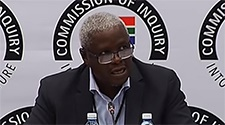WATCH LIVE | Former Free State MEC to testify at #StateCaptureInquiry