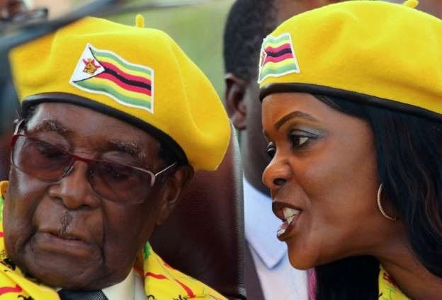 Grace Mugabe immunity 'an error of law', court finds