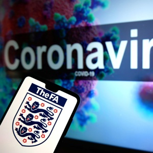 The English FA badge (Getty Images)