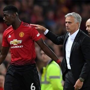 Pogba downplays new Mourinho rift reports...