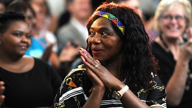 Thuli Madonsela is engaged - what we think she'll wear on the big day