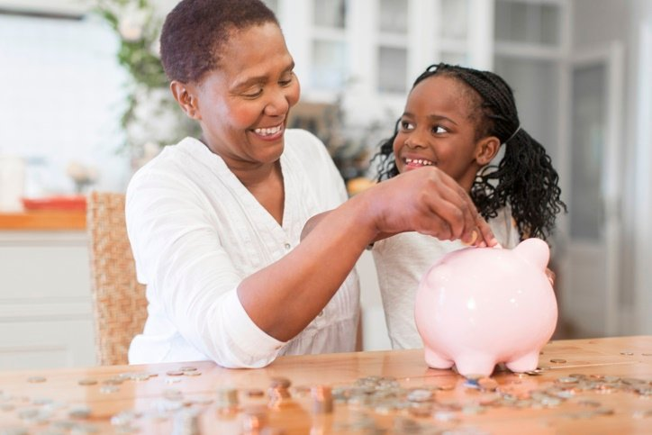 Financial advice parents can teach their young ones from South Africa's favourite gran.