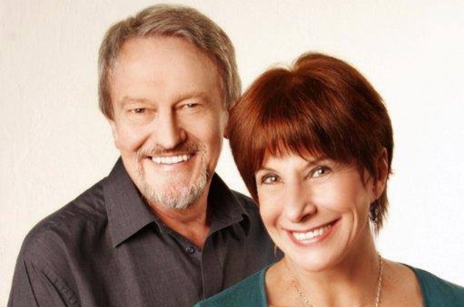 Des and Dawn became household names in South Afric
