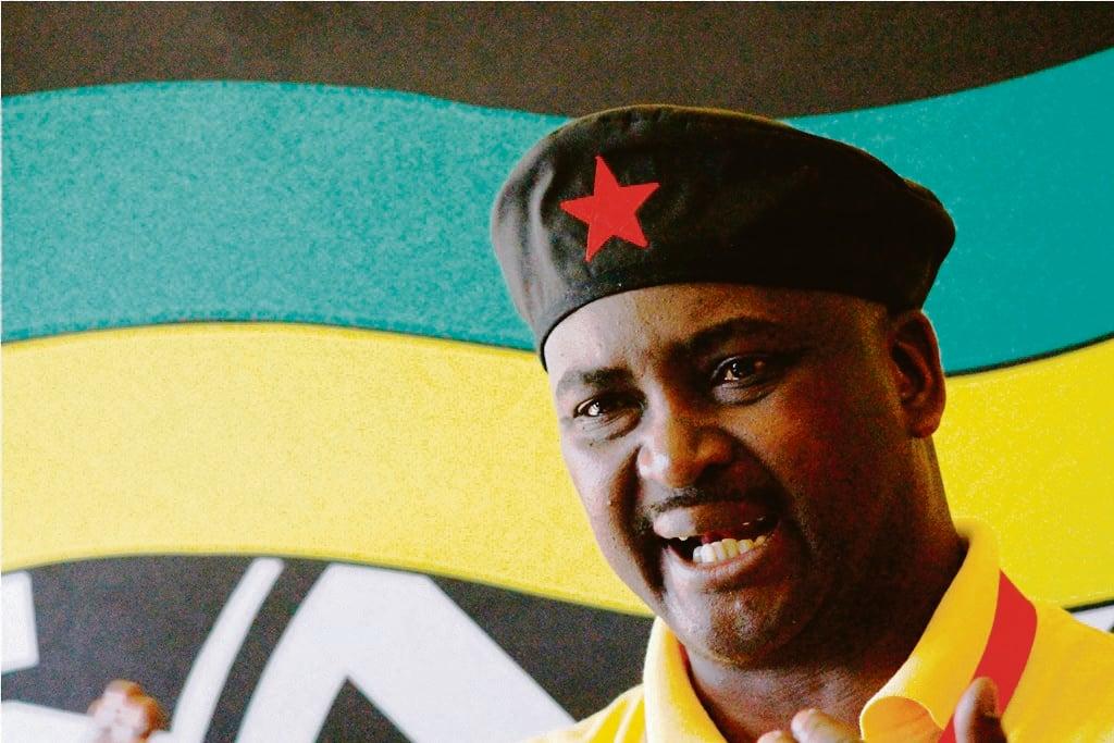 Gauteng ANC chief whip Brian Hlongwa.                     Photo by Sonqoba Kunene