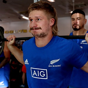Hair S The News Moustache Off Mullet Stays For All Blacks Goodhue Sport