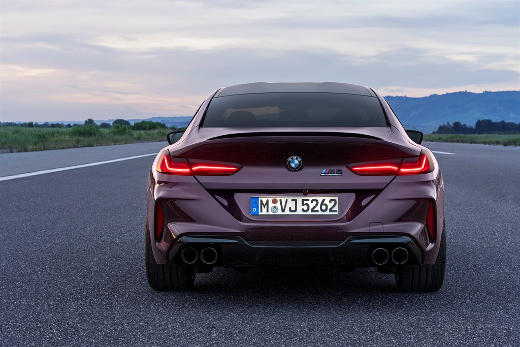 BMW M8 Gran Coupe eyes the best of AMG