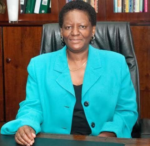 Mpumalanga University vice-chancellor Thoko Mayekiso. Picture: Supplied