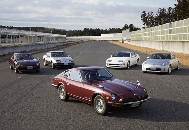 Nissan Z cars