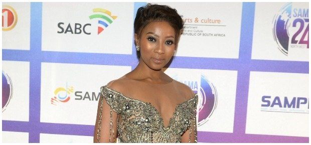 Pearl Modiadie. (Photo: Getty Images/Gallo Images)