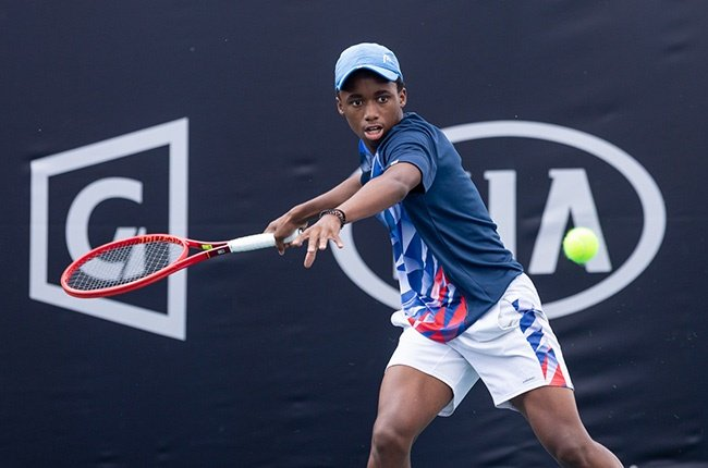 Khololwam Montsi (Photo supplied by Tennis SA)